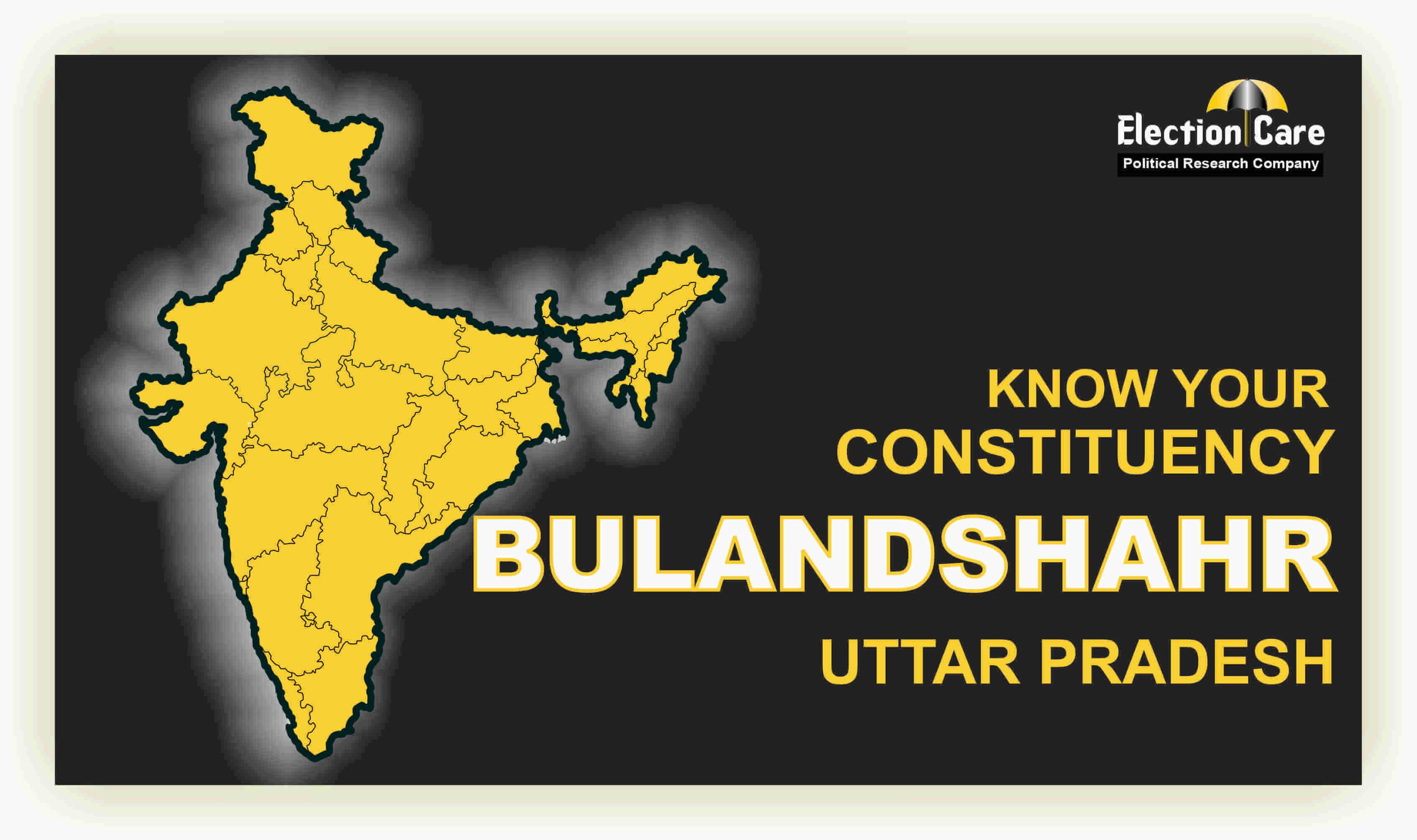 Bulandshahr Parliament Election Result