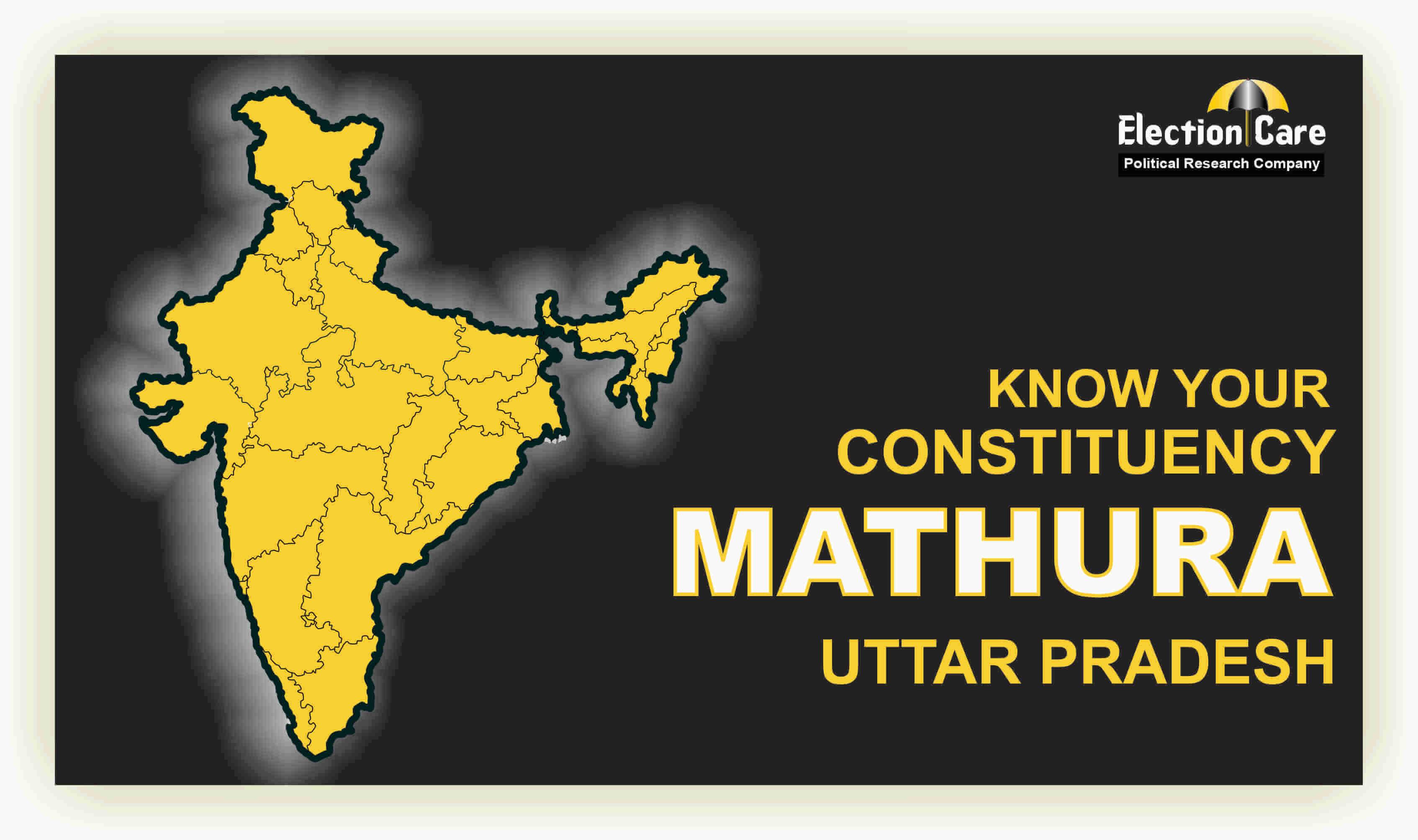 Mathura Parliament Election Result