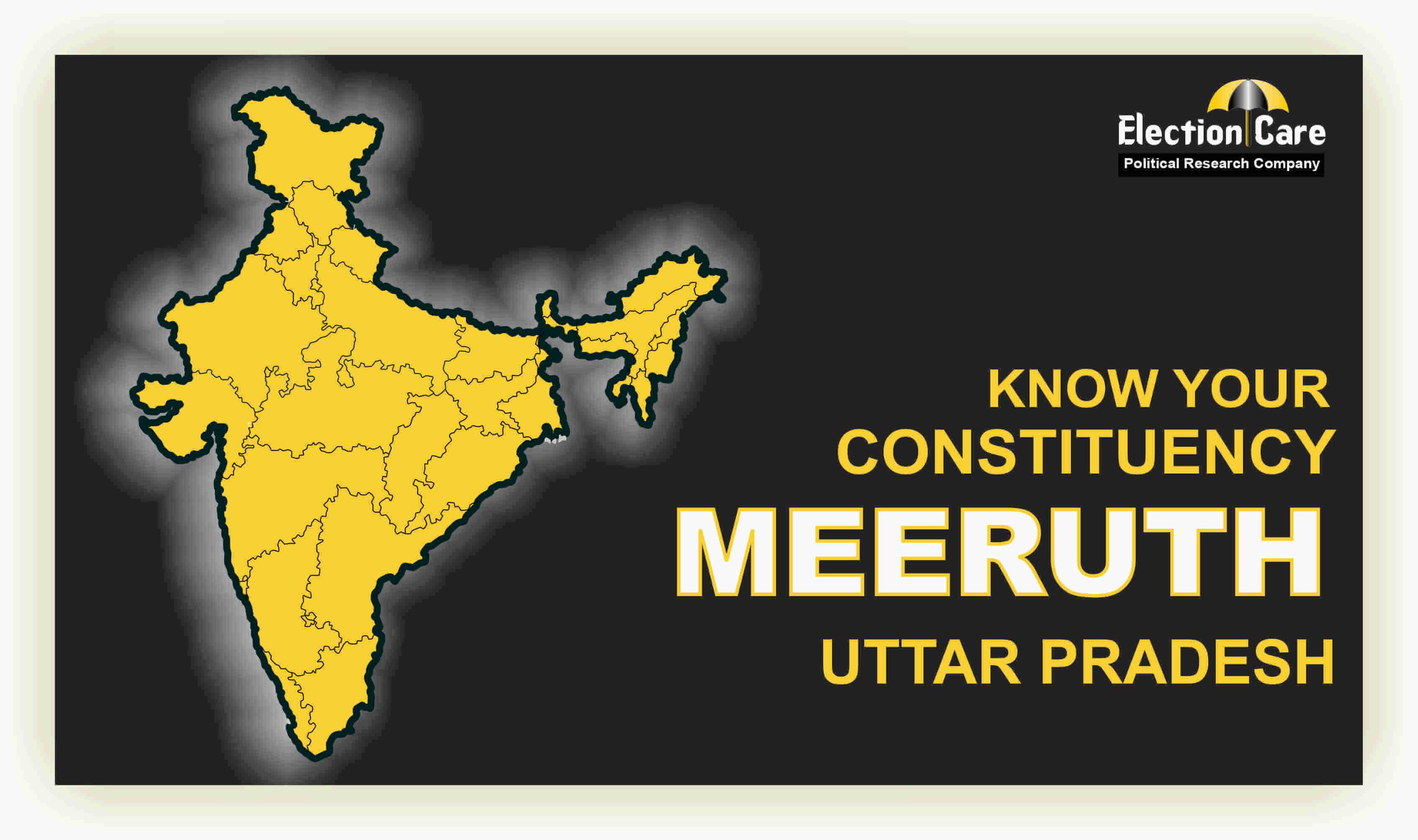 Meerut Parliament Election Result