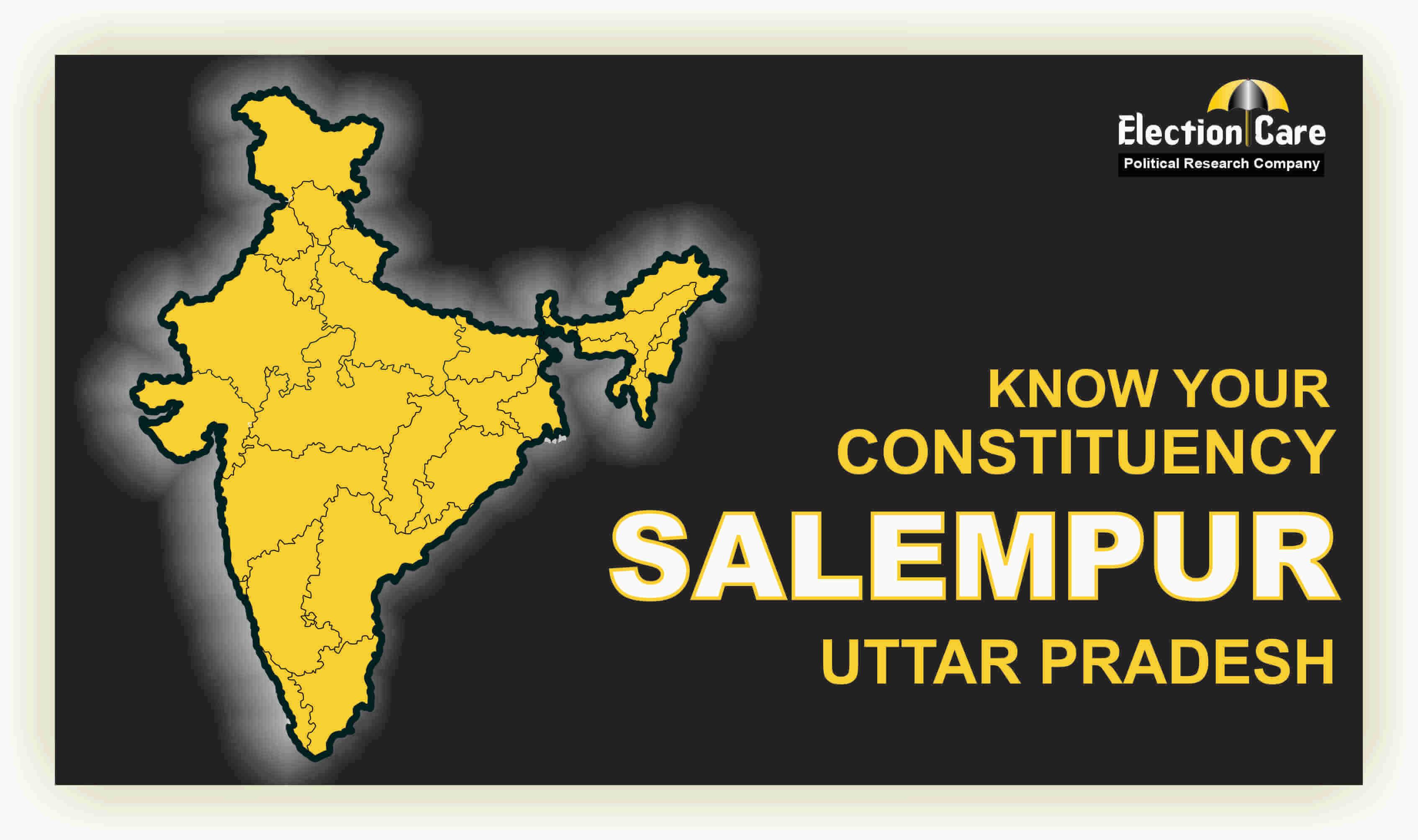 Salempur Parliament Election Result